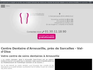 centre de soins dentaires à Arnouville