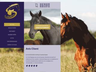 Equitation loisir et compétition au Centre équestre des Onglous