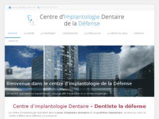 Centre d'implantologie dentaire de la Défense