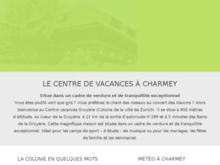 Détails : Centre de vacances dans les préalpes suisses