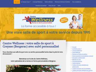 Site officiel du Centre Wellness
