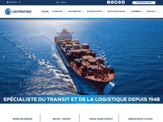 Détails : Centrimex l'organisateur de vos transports à l'international