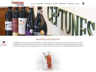 ceptune vente en ligne de vin en tunisie