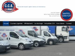 Détails : Cergy Courses Express, société de transport national, Saint-Ouen-l'Aumône