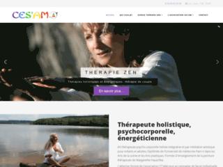 Thérapeute énergéticienne holistique, soins et massages énergétiques