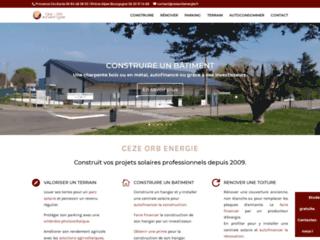 CEZE & ORB ENERGIE