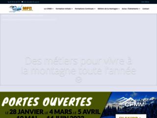 Détails : Devenir moniteur de ski au CFMM