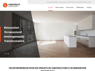 Entreprise de construction générale et de rénovation