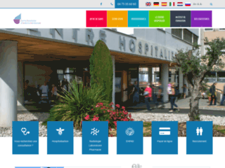 Centre hospitalier d'Ardèche méridionale