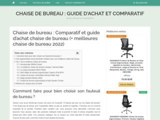 Comment choisir un fauteuil de bureau pour un directeur