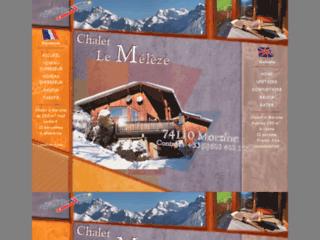 Détails : Chalets Le Mélèze à Morzine