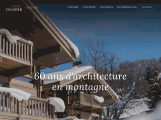 Construction de chalet en Haute-Savoie et en Savoie