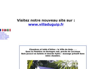 Détails : Villa du Guip : Chambres et table d'hôtes