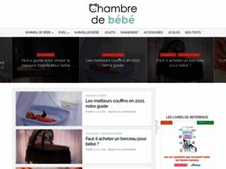 Le blog de la chambre de bébé