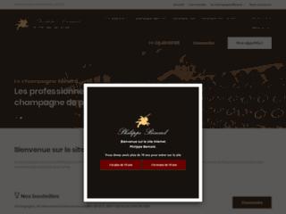 Détails : Vente de champagne en ligne