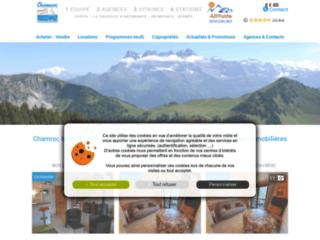 Détails : Immobilier Abondance