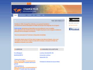 Change-Plus, le bureau de change de référence