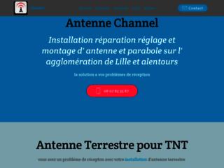 Antenne Channel : une entreprise d'installation et d'entretien d'antennes