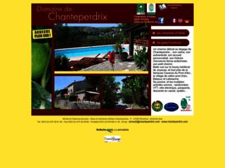 Domaine de Chanteperdrix
