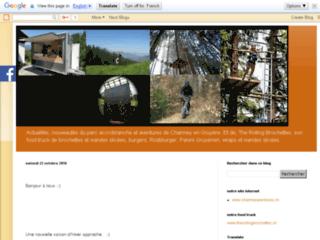 Blog du Parc aventure de Charmey