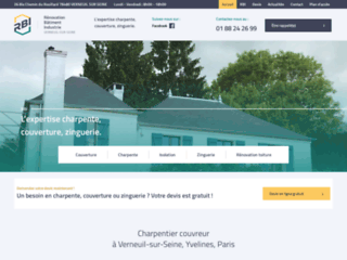 Charpentier couvreur à Verneuil-sur-Seine, Yvelines, Paris