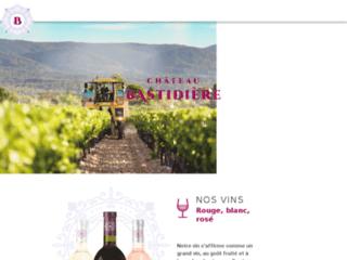 Château Bastidière, un vignoble en Provence