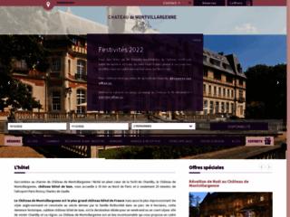Détails : Château de Montvillargenne : Séminaire Paris