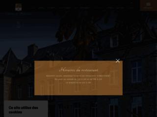 Un séjour mémorable dans l'hôtel du château de Wallerand