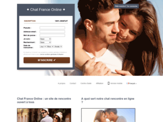 http://www.chatfranceonline.com : Chat France Online