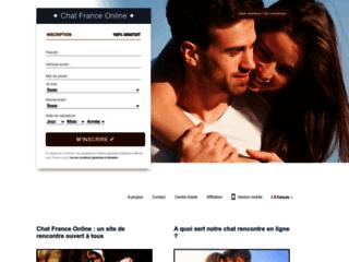 Détails : http://www.chatfranceonline.com : Chat France Online