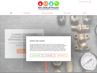 Quillé Vincent : Société de plomberie et chauffagiste à proximité d'Epinal