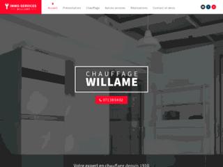 Chauffage Willame : des professionnels confirmés