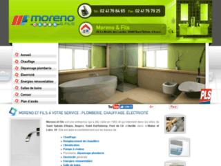 Détails : Moreno & Fils, Entreprise de chauffage