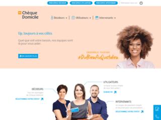 Détails : Chèque Domicile émet des Chèques Emploi Service Universel
