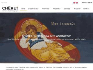 Chéret boutique d'Art liturgique