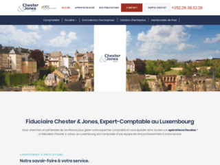 Chester & Jones, expert comptable au Luxembourg