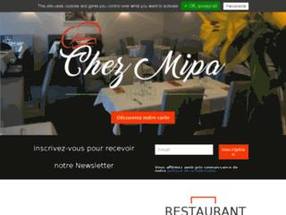 Détails : Le restaurant aux spécialités italiennes
