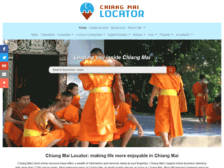 Chiang Mai Locator