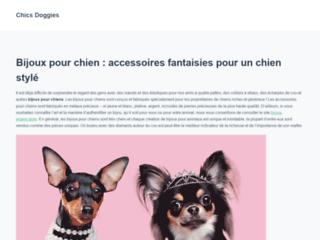 Détails : Vente d'accessoires pour chiens et chats