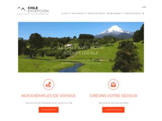 Voyage sur mesure Chili - Chile Excepcion