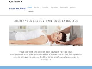 Détails : Clinique chiropratique familial des Halles à St-Jean-sur-Richelieu