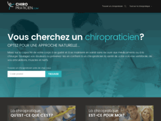 Chiropraticien.com