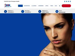 Lipofilling seins Tunisie