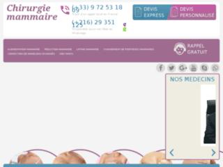 Détails : Chirurgie mammaire en Tunisie