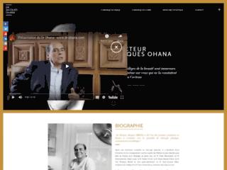 A la découverte du docteur Ohana et de la médecine esthétique