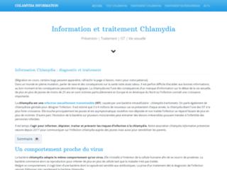 Visiter le site chlamydia-information.com