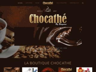 Détails : Chocathé - vente de thé