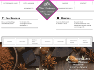 Détails : Chocolatier Pont-Audemer (27)