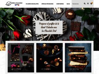 Chocolaterie Diot, vente de ballotins au chocolat en ligne