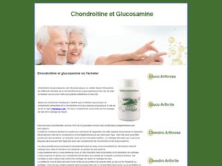 Détails : sulfate de chondroïtine